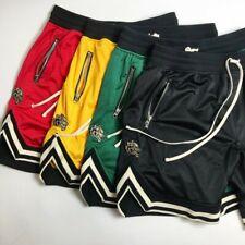 Men's Gym Fitness Shorts Summer Casual Sports Shorts Men Bodybuiding Short Pants