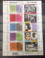 Nederland / The Netherlands - Postfris/MNH - Sheet Inbetween Cultures 2001