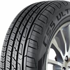 4 New Cooper CS5 Ultra Touring All Season Tires  225/55R17 225 55 17 2255517 97H