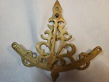 Vintage brass mock sextant Nautical decor beach beachhouse Coastal ocean decor