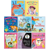 Princesses And Fairies 8 Magical Stories Books Collection in Zip PB NEW