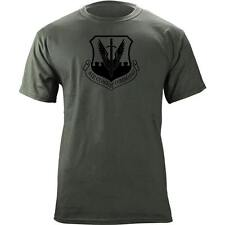 Air Combat Command Subdued Veteran Patch T-Shirt