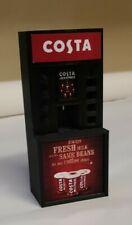 1:18 scale COFFEE VENDING MACHINE for garage diorama