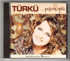 (820R) Türkü ,Yaban Gülü - CD