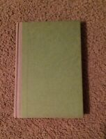 Vintage Book First Printing | Jenny by Nature by Erskine Caldwell 1961 Hardcover
