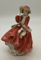 "ROYAL DOULTON ""TOP O' THE HILL"" FIGURINE Bone China"