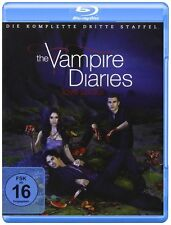 THE VAMPIRE DIARIES, Staffel 3 (4 Blu-ray Discs) NEU+OVP