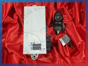 BMW E60 E61 E63 E64 5 6 series ECU SET CAS KEY LOCK CYLINDER WITH RING ANTENNA