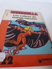 barbarella ,les colères du mange-minutes (cboi09)