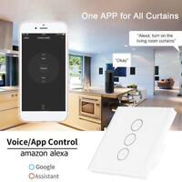 Smart WiFi Switch Schalter für Elektrische Vorhang Rollo Rolladen Touch EU