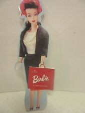Barbie Commuter Figural Hallmark Calendar 1996 Mip