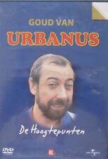 URBANUS - GOUD VAN URBANUS - DE HOOGTEPUNTEN - DVD