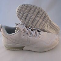 Nike Air Max Fury White Vast Gray Platinum Womens AA5740-100 NWOB sz 8.5 & 10