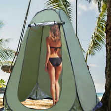 Pop Up Pod Tent Changing Dressing Room Privacy Beach Tent Portable Shower Tent