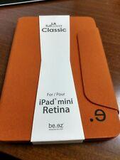 Be.ez Case for iPad Mini with Retina Orange