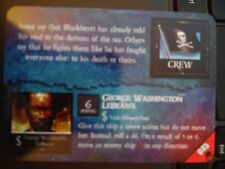 Pirates Davy Jones' Curse #045 George Washington LeBeaux / Blackheart NrMt-Mint