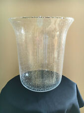 Partylite Seville Verona Grape Leaf Newport Bubble Glass Replacement Candle Hold