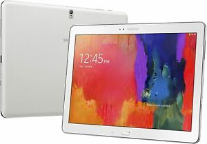 ?Samsung Galaxy Tab Pro SM-T900 32GB WiFi 12.2in White Tablet |PAO