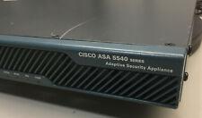 Cisco Asa5540 Series Asa5500 Adaptive Security Appliance
