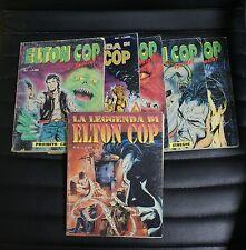 Elton Crop (Lotto 6 numeri) + la leggenda di Elton Cop