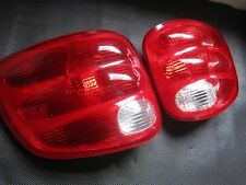 Sealed 1997-2004 Ford F150 Set Taillights, one Ford OEM, one DEPO YL3X-13440-A