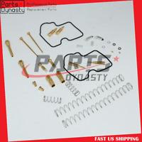 Carb Rebuild Kit Repair Fit Kawasaki Prairie 650 & 700 Brute Force 650 New USA
