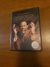 Chris Rock - Never Scared (DVD, 2004)
