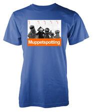 Tren manchado The Muppets mashup Inspirado Camiseta Niños