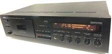 Yamaha KX 670, 3 Kopf, Dual Capstan Kassettendeck, Top Zustand