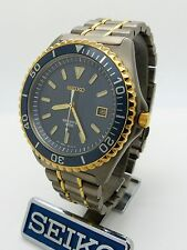 SEIKO Titanium Sports 200m Diver 7N42-F100 Ref: SGE368F1 Ex Display Model