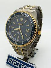 SEIKO Titanium Sports 200m Diver 7N42-F100 Ref: SGE368F1 Ex Display Model