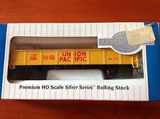 HO Union Pacific Bachmann Premium Silver Series Rolling Stock Gondola 40' 17201