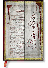 paperblanks unlined journal 176 pages 94x 140mm Bram Stoker, Dracula, Mini,