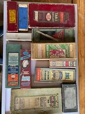 More details for cardboard advertising boxes vintage cutlery empty x 12 display prop reuse