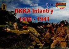 STRELETS 1/72 II GUERRA MUNDIAL DE RUSIA rkka Infantería #M031