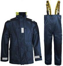 Navis Marine Waterproof Sailing Jacket Pants Fishing Foul Weather Gear Rain Suit