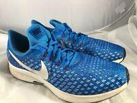Nike Air Zoom Pegasus 35 Mens Running Shoes 11 Cobalt Blaze 942851-402
