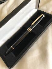 Montblanc Meisterstuck Gold Rollerball Pen