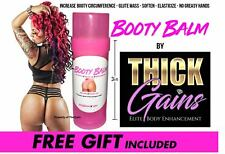 THICK Gains Booty Balm Bigger Butt Booty Boost Thighs Maca Pueraria Gains