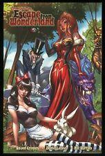 Escape From Wonderland: Vol 3