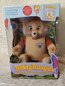 Rare New Old Stock Teddy Ruxpin Doll Adventure Series 2006 New In Box