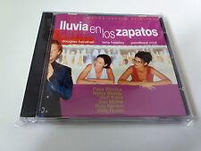 """ORIGINAL SOUNDTRACK """"LLUVIA EN LOS ZAPATOS"""" CD 12 TRACKS BANDA SONORA BSO OST"""