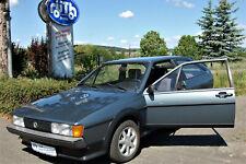 Youngtimer - VW Volkswagen Scirocco GT dunkelgrau Bj. 1988 mit 90 PS