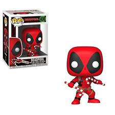 Funko Pop! Marvel Holiday Deadpool w/ Candy Canes #400  NEW