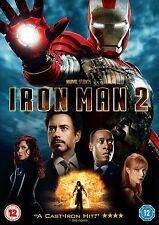 Iron Man 2 Sellado único DVD.. enviado 1st Clase