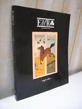 Revue FMR N°22 de 2007 cartes postales japonaises pop'art anges Borgia à Valence