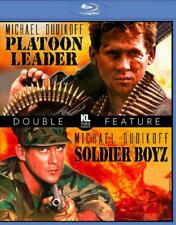 Platoon Leader/Soldier Boyz (Michael New Blu-Ray Disc