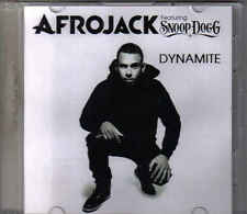Afrojack-Dynamite Promo cd single