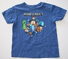 Minecraft Official Mojang Jinx Run Away T-Shirt Size Youth Medium Unisex