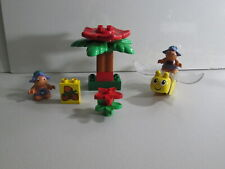LEGO 2832 - The Bluebells - DUPLO - 1999 - Little Forest Friends COMPLETE